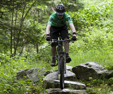 Mountain Biking and Cycling in South West Scotland